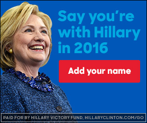 Preview static image for listbuilding-2016-color-hrc-yourewithhillary-ayn-html5-300x250