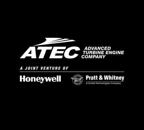 AATEC/Honeywell/Pratt & Whitney logo